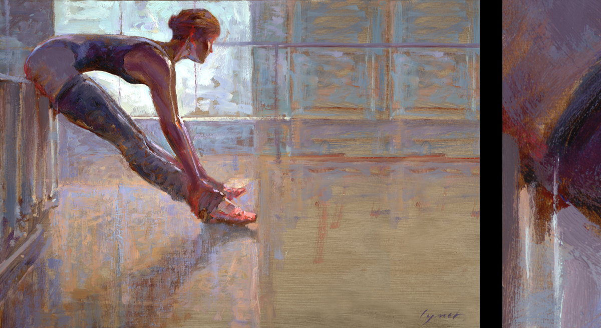 Brent Lynch - Ballet Stretch