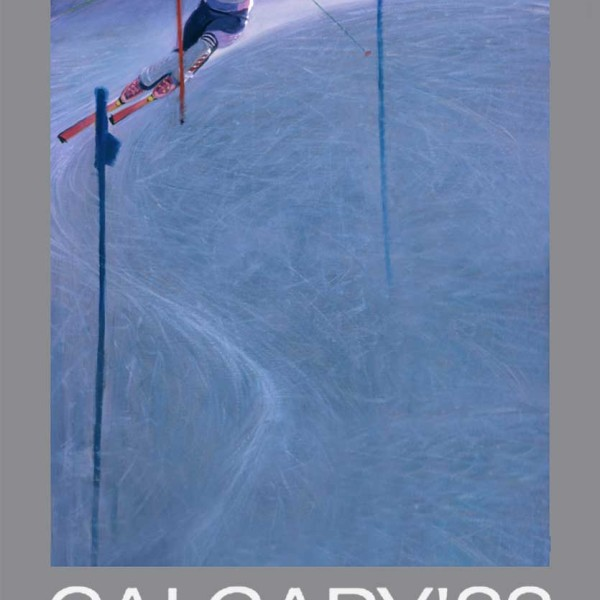 Calagry Olympics official poster art