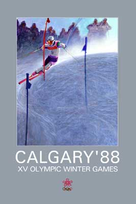 olympic-slalom