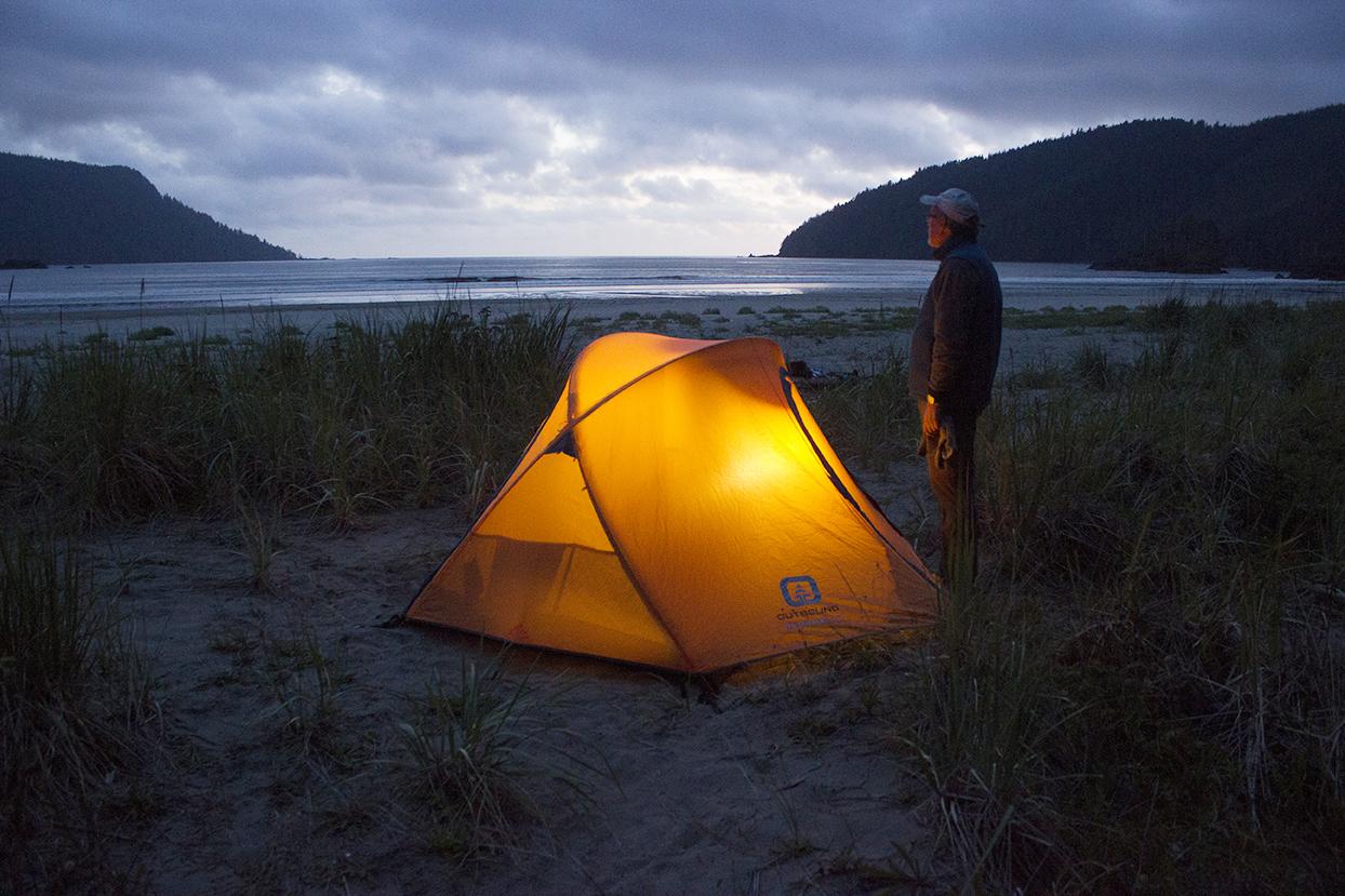 Brent tent