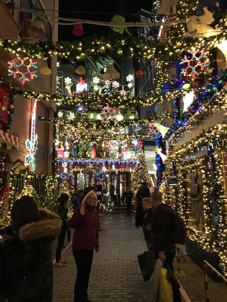 Na Athens Christmas