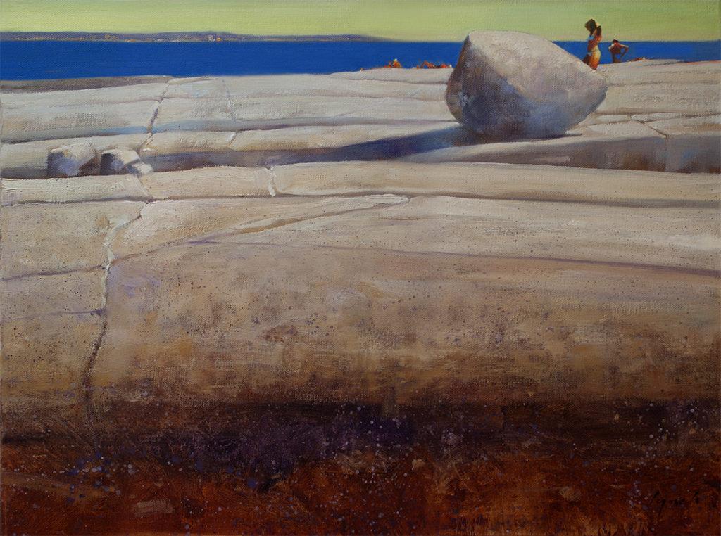 Sanstone Beach