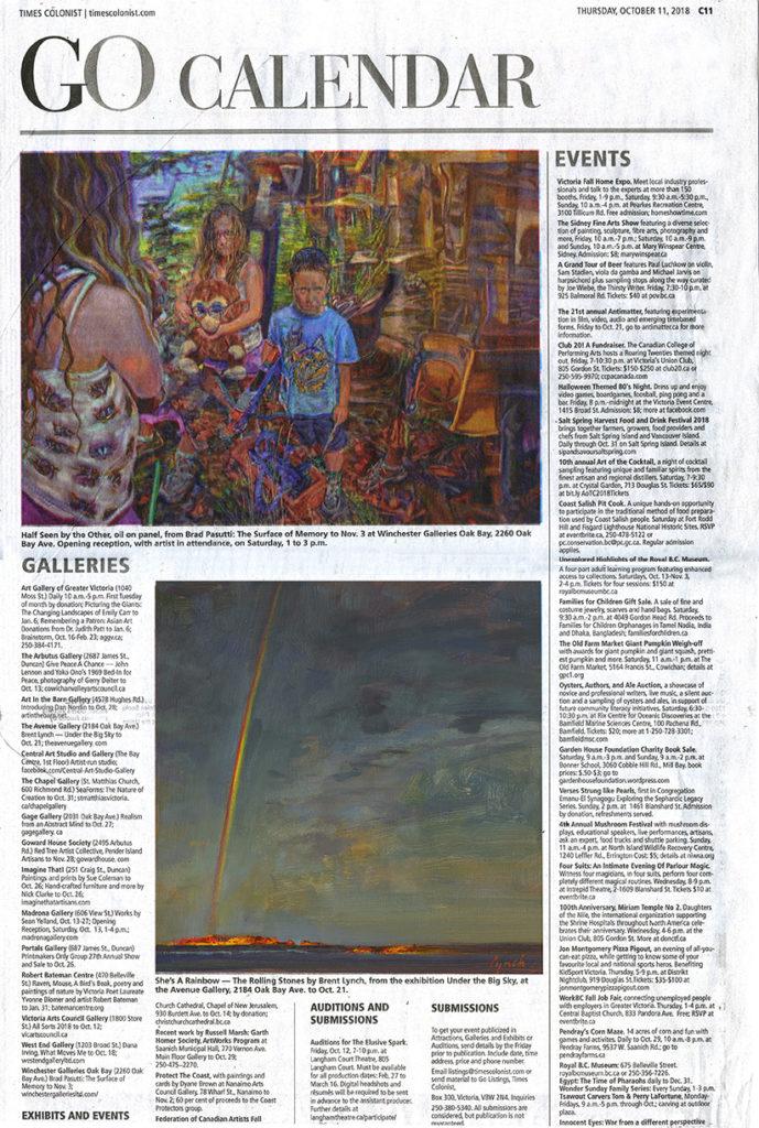 Globe & Mail Vic